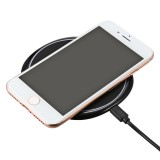 ELE U6 10W Qi Wireless Charger Fast Charging Pad For iPhone X 8/8Plus Samsung S8