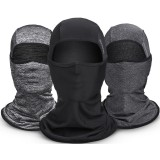 ROCKBROS Ice Silk Fabric Cycling Headgear Mask Face Mask Bike Bicycle Scarf Summer Anti-UV Face Mas