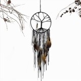 Dream Catcher Handmade Colorful Feather Wall Hanging Decorations Ornament Gift Wind Chimes