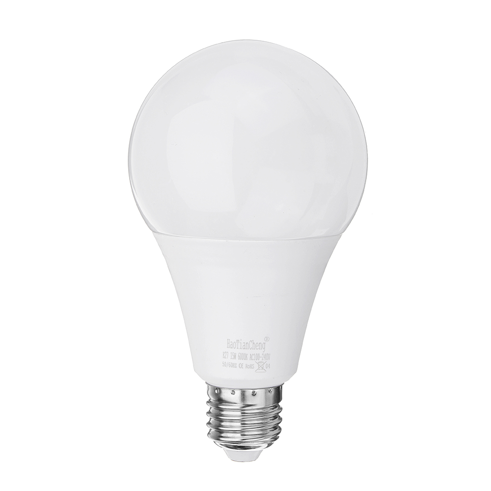 E27 5w 7w 9w 12w 15w Warm White Pure Non Dimmable No Flicker Led Circuit Not Available For The Dimming And Electronic Switches Do Install In Wet Or Easy To Place Over Water Package Included