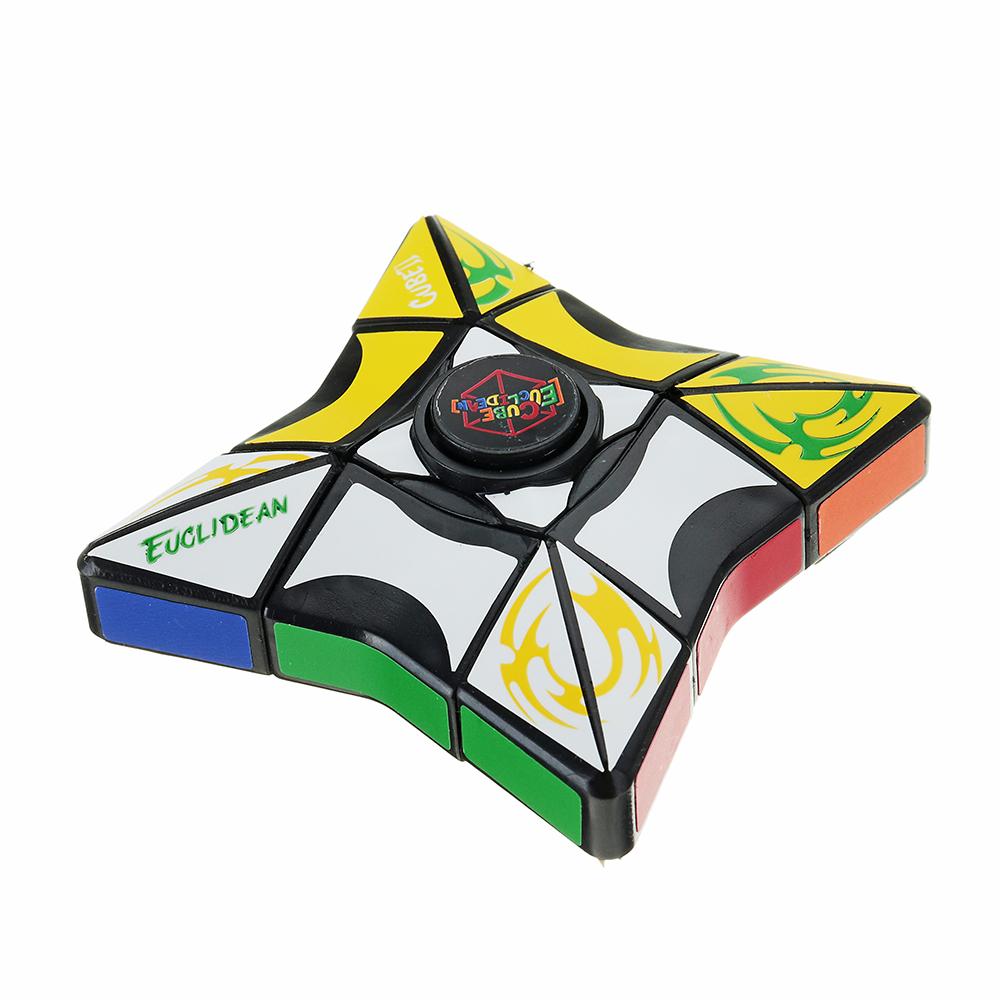 1x3x3 Novelty Spinner Rubiks Fidget Cube Magic Cube Educational Puzzle Children