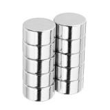 Effetool 10pcs 12mmx6mm Cylinder Magnet Round Rare Earth Neodymium Magnet