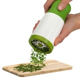 Manual Herb Grinder Spice Mill Cheese Peanut Grater Garlic Slicer Salt Pepper Grinder Cutter