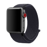For Apple Watch Series 4 & 3 & 2 & 1 42mm & 44mm Simple Fashion Nylon Watch Strap with Magic Stick