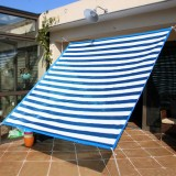 2*3m Gardening Shade Net Sunscreen Net Balcony Garden Shade Shading Net (Random Color)