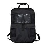 Car Auto Seat Back Bag Multi-Pocket Travel Storage Hanging Pocket Storage Bag for iPad and Other Goods