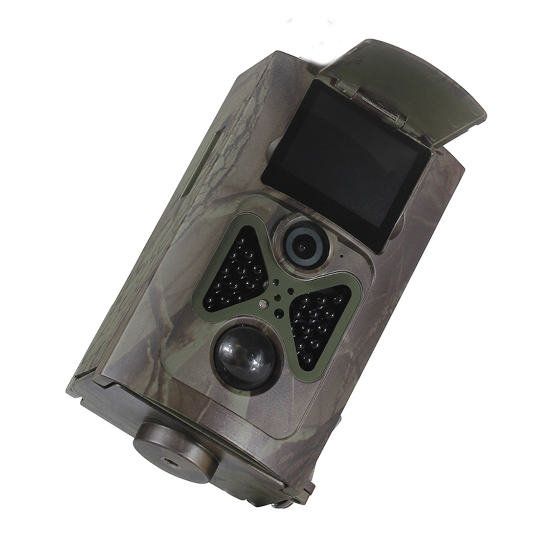 Suntek HC-550A 2.0 inch LCD 16MP Waterproof IR Night Vision Security Hunting Trail Camera, 120 Degree Wide Angle