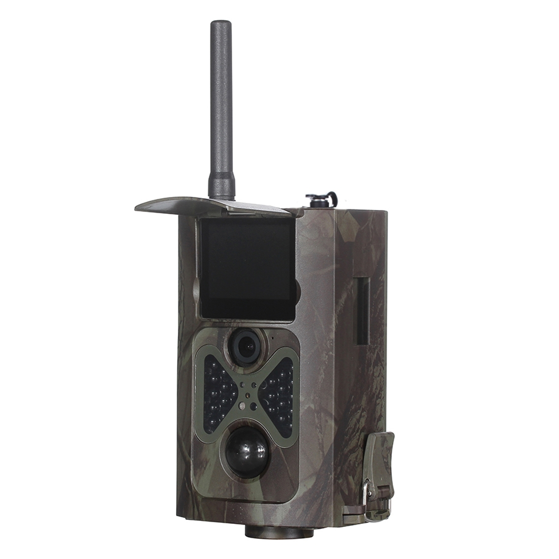 Suntek HC-550G 2.0 inch LCD 16MP Waterproof 3G MMS IR Night Vision Security Hunting Trail Camera, 120 Degree Wide Angle