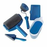 Pintar Facil 5 in 1 Multifunctional Paint Brush Set Roller Brush