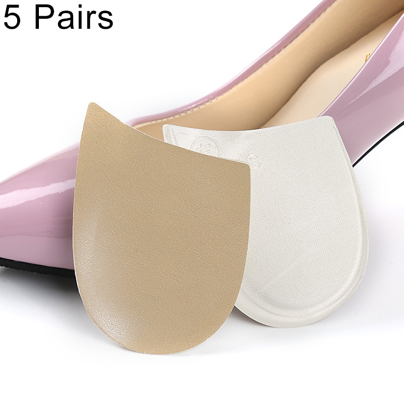 5 Pair Upgraded Version of Men And Women O / X Leg Correction Insole Inside / Outside Eight Feet Orthopedic Correction Heel Pad
