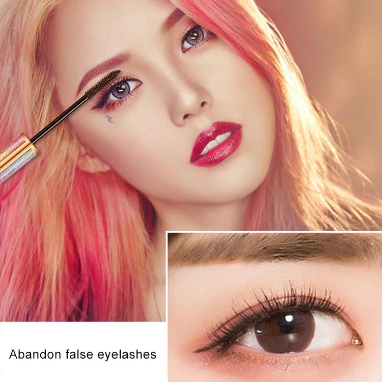 4d689aaaf0e LEEZI 4D Prolong Eyelashes Mascara Thick Curling Waterproof Makeup ...