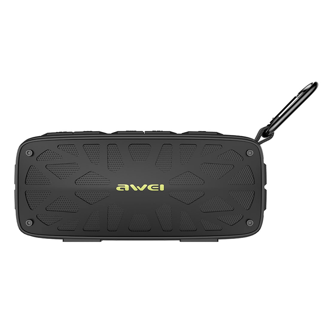 Awei Y330 Outdoor Portable Bluetooth Speaker, Support AUX / FM / TF Card / U Disk, For IPhone