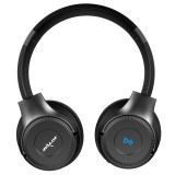 ZEALOT B26T Stereo Wired Wireless Bluetooth 4.0 Subwoofer Headset with 3.5mm Universal Audio Cable Jack & HD Microphone, For Mobile Phones & Tablets & Laptops, Support 32GB TF Card Maximum (Black)