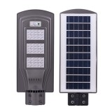 60W IP65 Waterproof Radar Sensor + Light Control Solar Power Street Light, 60 LEDs SMD 3030 Energy Saving Outdoor Lamp with 6V / 20W Solar Panel