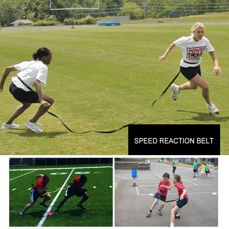 4 in 1 Ability Training Equipment Speed Reaction Belt Football Basketball Sports Agility Training Equipment for Children