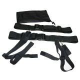 4 in 1 Ability Training Equipment Speed Reaction Belt Football Basketball Sports Agility Training Equipment for Adult