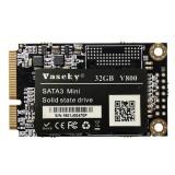Vaseky V800 32GB 1.8 inch SATA3 Mini Internal Solid State Drive MSATA SSD Module for Laptop