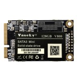 Vaseky V800 128GB 1.8 inch SATA3 Mini Internal Solid State Drive MSATA SSD Module for Laptop