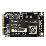 Vaseky V800 240GB 1.8 inch SATA3 Mini Internal Solid State Drive MSATA SSD Module for Laptop