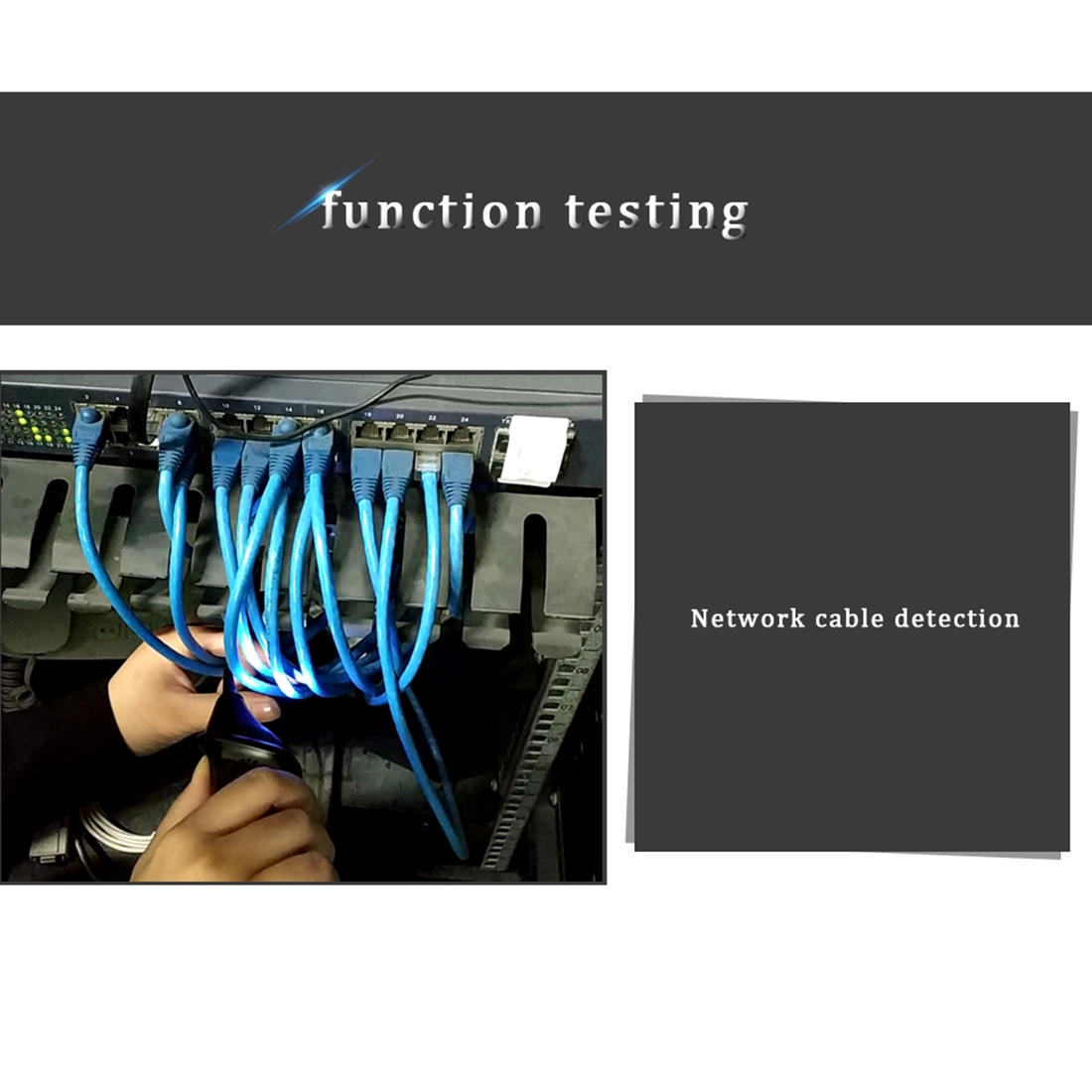 Brilliant Bside Fwt81 Rj11 Rj45 Telephone Wire Tracker Toner Ethernet Lan Wiring 101 Cominwise Assnl