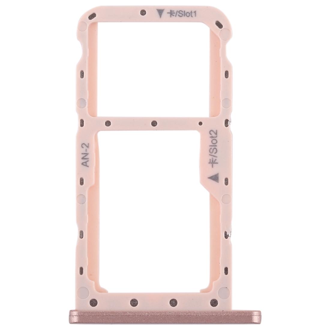 Huawei P20 Lite Sim Karte.Sim Card Tray Sim Card Tray Micro Sd Card For Huawei P20 Lite Nova 3e Pink