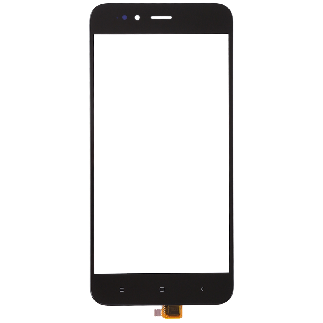 touch panel for xiaomi mi 5x    a1  black
