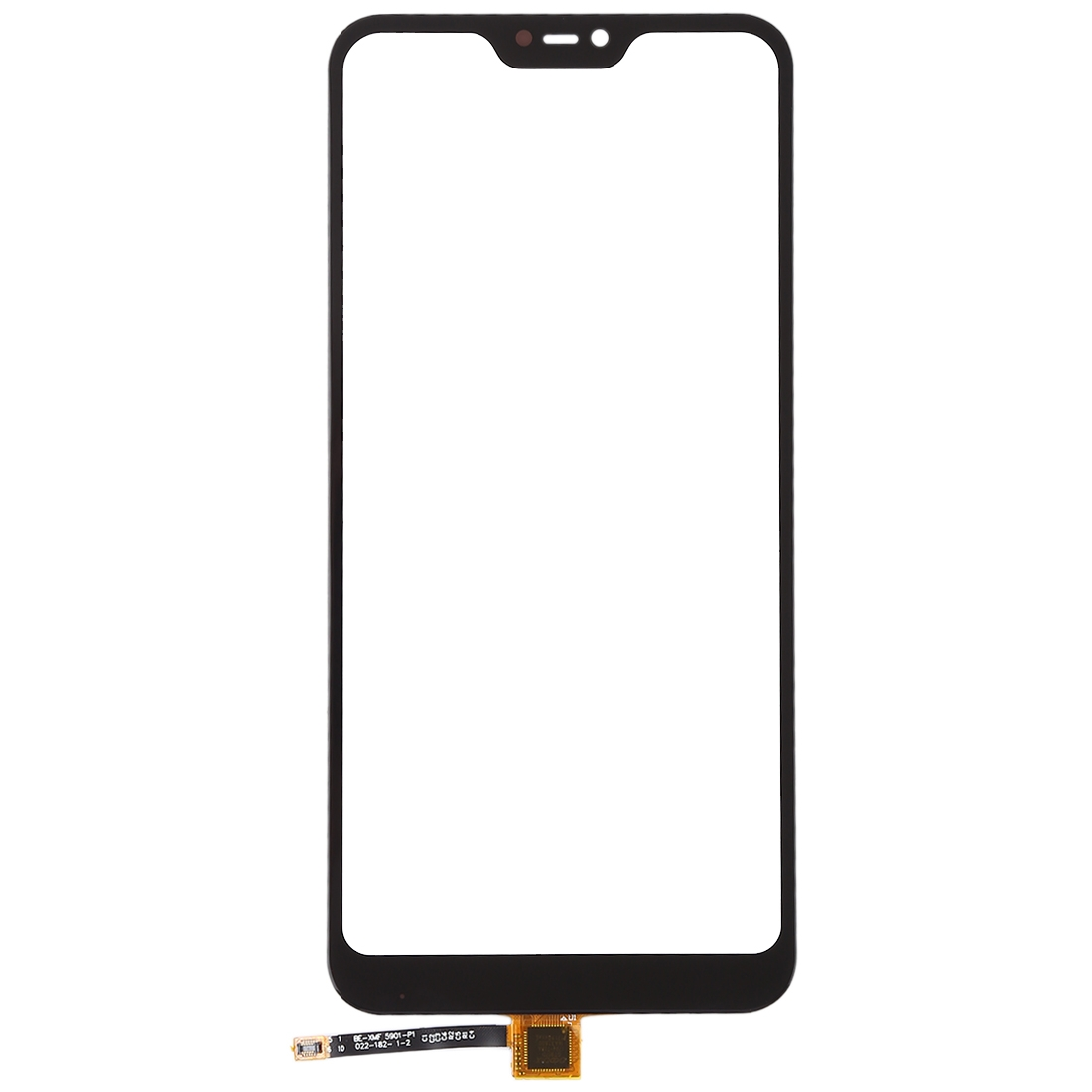 Touch Panel For Xiaomi Redmi 6 Pro Mi A2 Lite Black