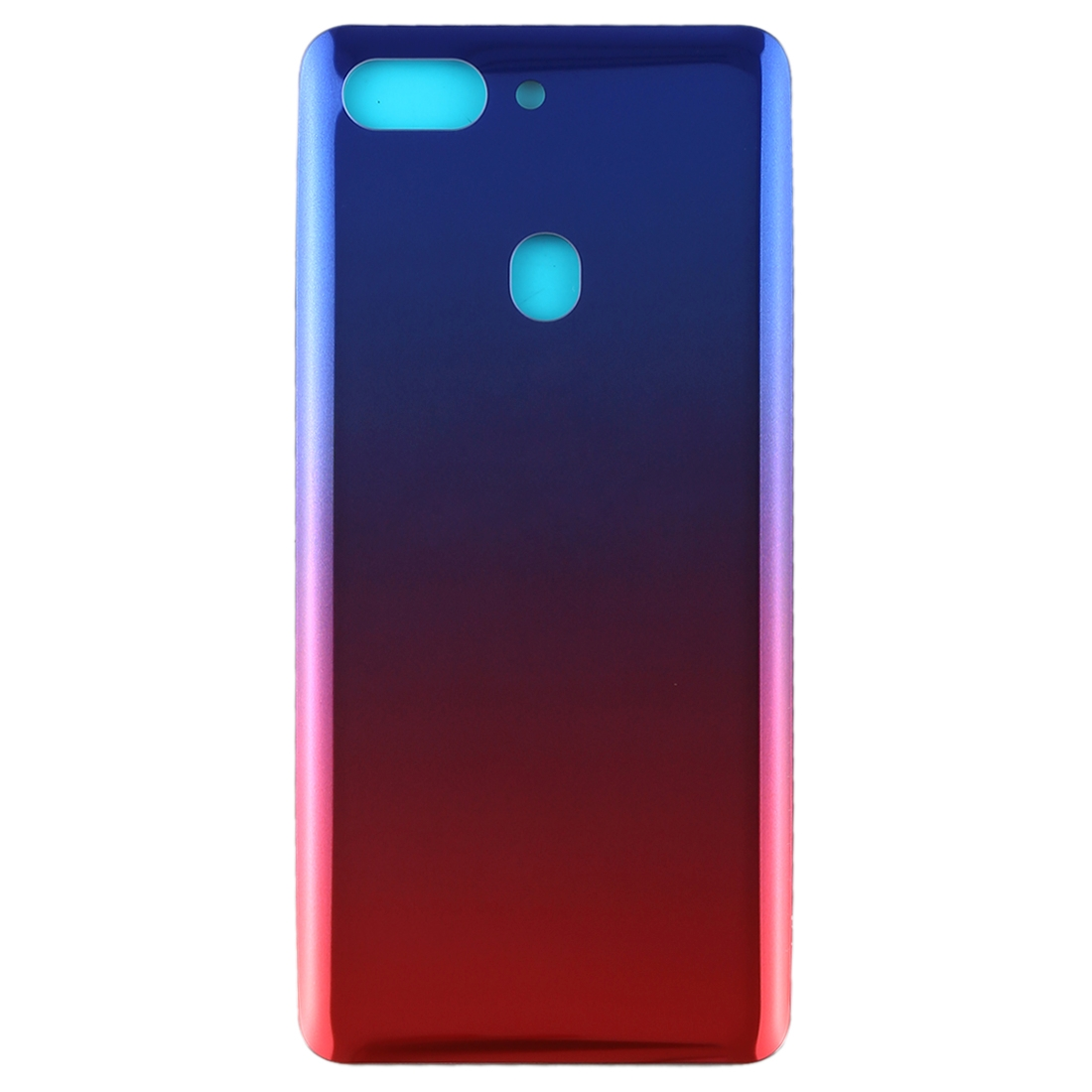 new style bf05c 09e8f Curved Back Cover for OPPO R15 Pro (Twilight)