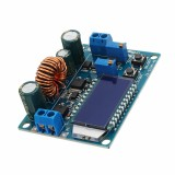 LCD Digital Display Buck-Boost Power Supply Module Board Constant Voltage Constant Current Crystal