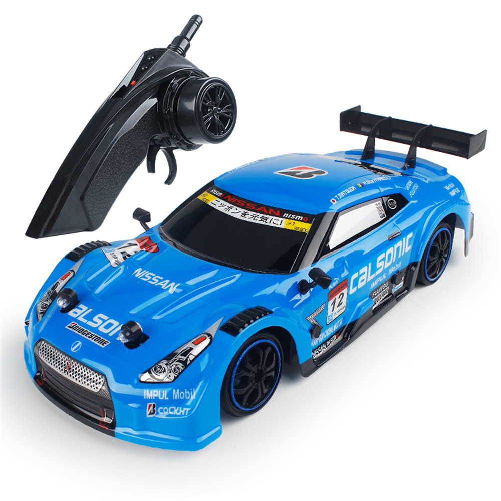 1/16 2.4G 4WD 28cm Drift Rc Car 28km/h With Front LED