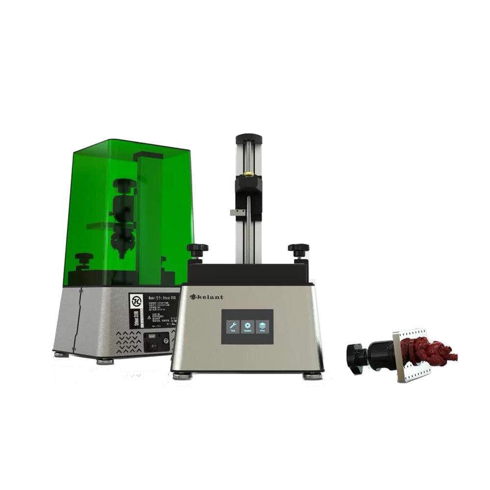 Kelant Orbeat D100 2K UV-LED DLP Resin 3D Printer 115*65