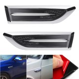 ... Intake Decoration Stickers$10.99; Pair Shark Gills Car Decorated 3D Vent Air Flow Fender Decal Engine Cover Side Stickers
