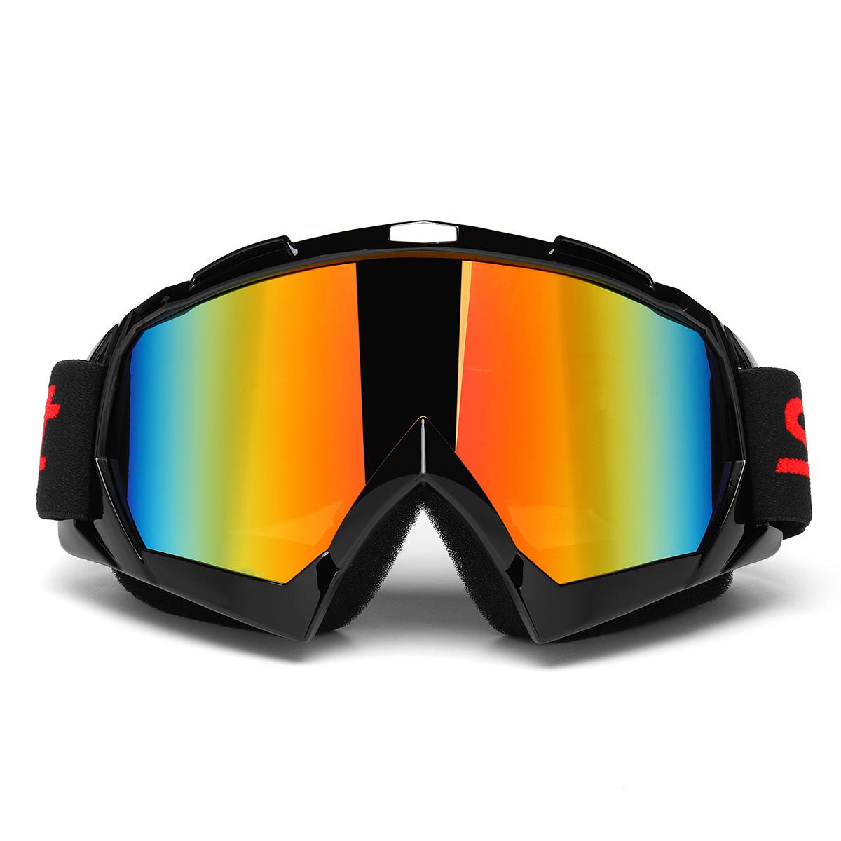 Double Lens Anti-fog Skiing Snowboarding Sun Snow Ski Goggles Motorcycle UV400