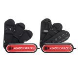 Lynca KH4 Memory Card Storage Case for SD Micro SD TF Sim Card Card Pin