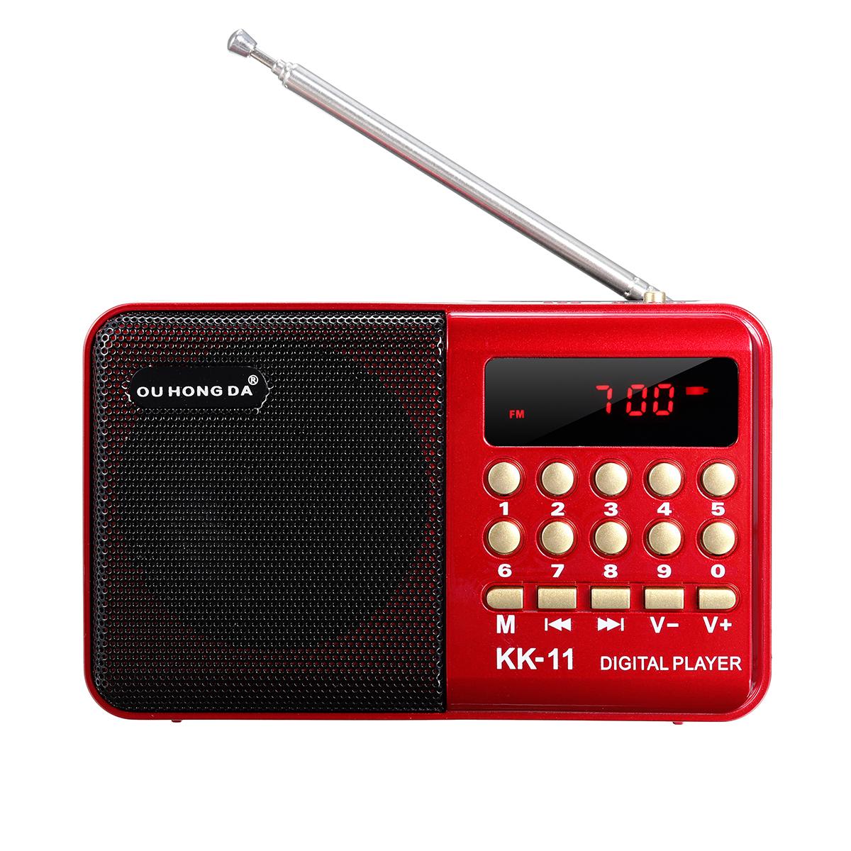 dc 5v 3w mini portable pocket lcd digital fm radio speaker. Black Bedroom Furniture Sets. Home Design Ideas