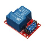 10pcs BESTEP 1 Channel 5V Relay Module 30A With Optocoupler Isolation Support High Low Level Trigger