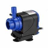 Small Water Pump Multifunction Submersible Filter Pumps Aquarium Tank Pond Fountain Spraying Oxygen