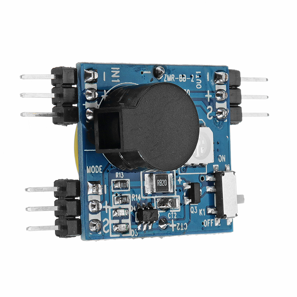wireless signal loss alarm tracking buzzer with led light for rc