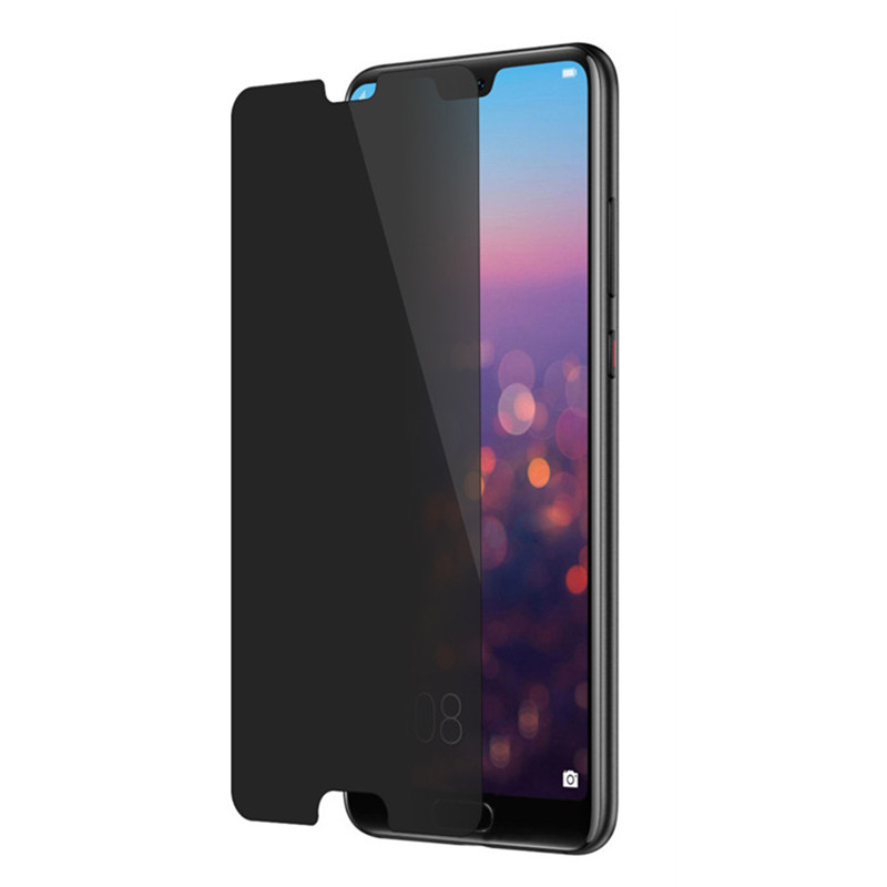 Enkay Anti-spy 9H Anti-explosion Tempered Glass Screen Protector for Huawei P20