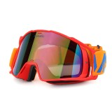MSD78 Outdoor Skiing Skating Goggles Snowmobile Glasses Windproof Anti-Fog UV Protection For Men Wom