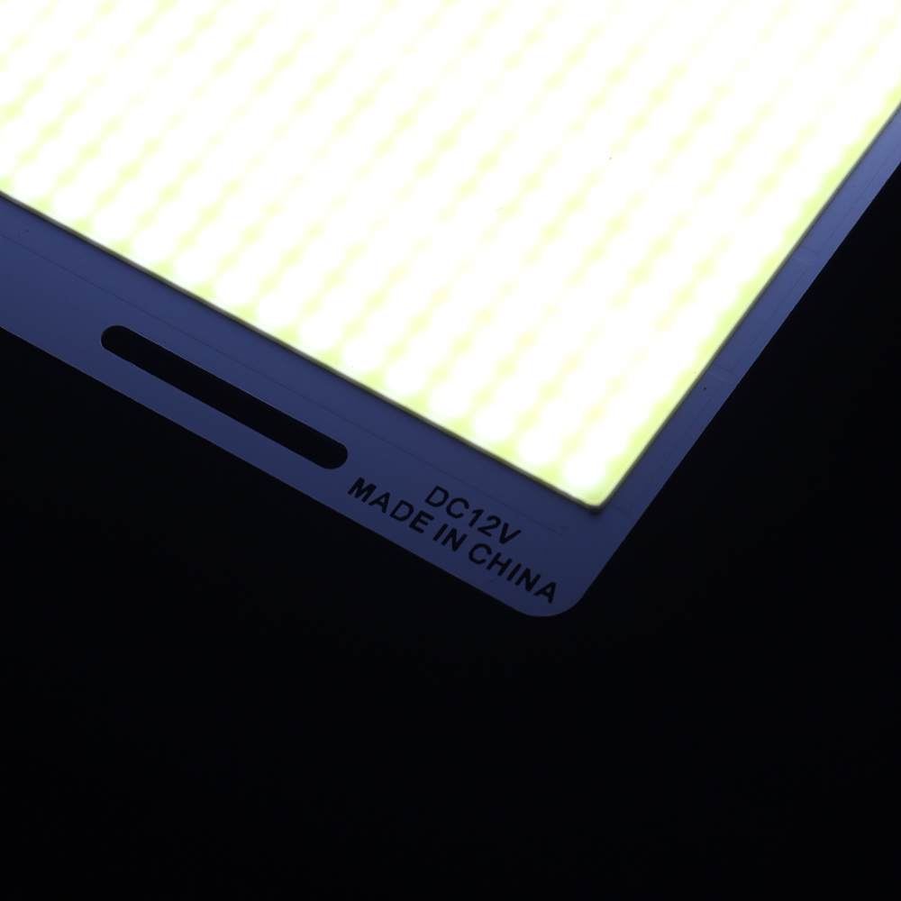 40W 540LED 220X120MM COB Chip for DIY Flood Light Outdoor Camping Lamp DC12V
