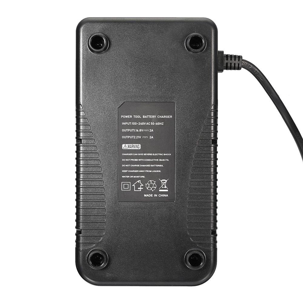 14.4V-18V Li-ion Power Tool Battery Charger 100-240V For Blacker And Decker Firestorm FSB18 Charger