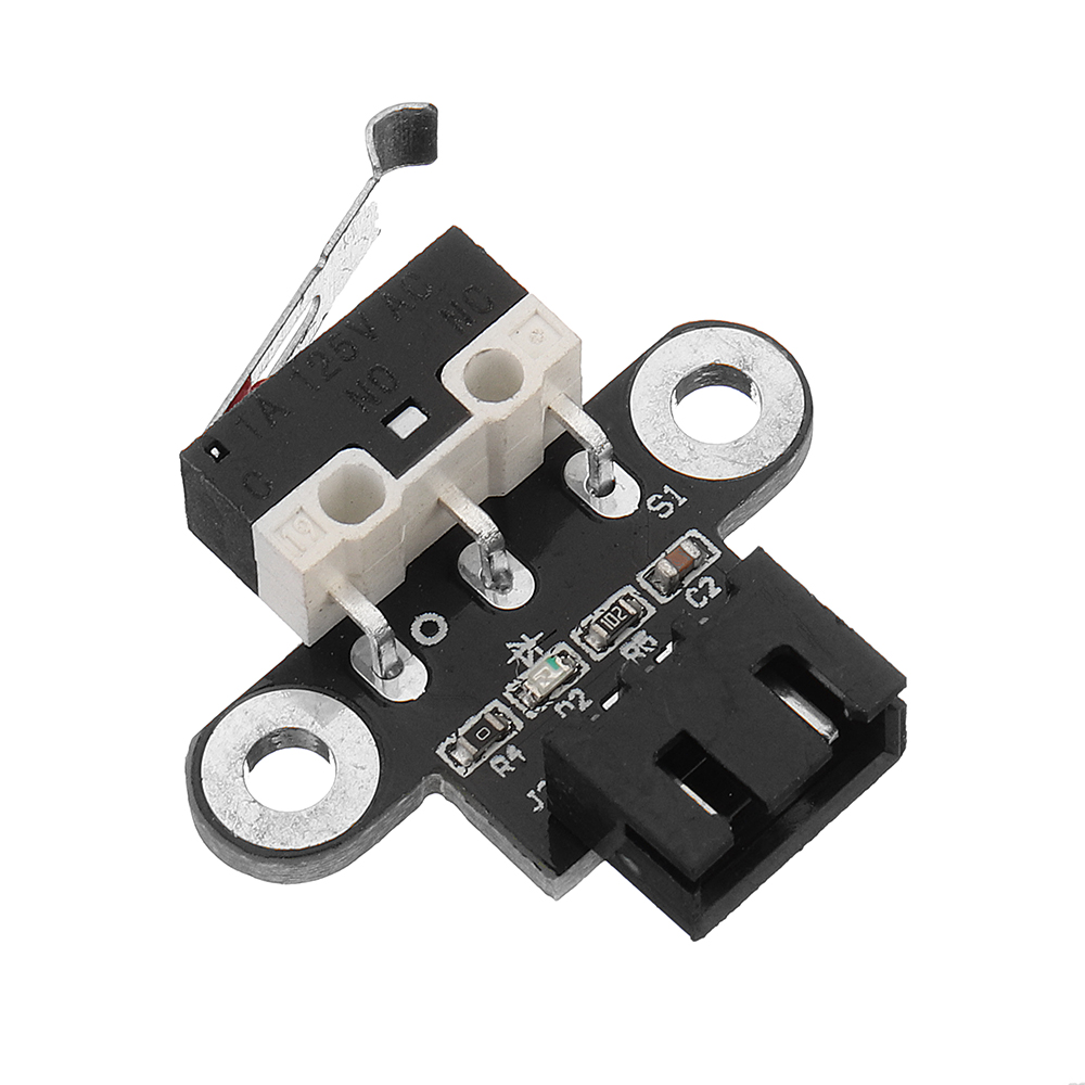 3pcs horizontal type mechanical endstop switch with 1m cable for 3d printer reprap ramps1 4 guide endstops [smoothieware]