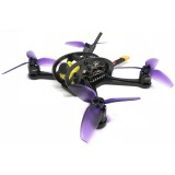 FullSpeed FSD Leader 3 130mm FPV Racing RC Drone F4 OSD 28A BLHeli_S 48CH 600mW Caddx Micro F1 PNP