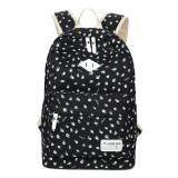 Women Canvas Floral Backpack Casual Shoulder Bag Travel Laptop School Bag Rucksack