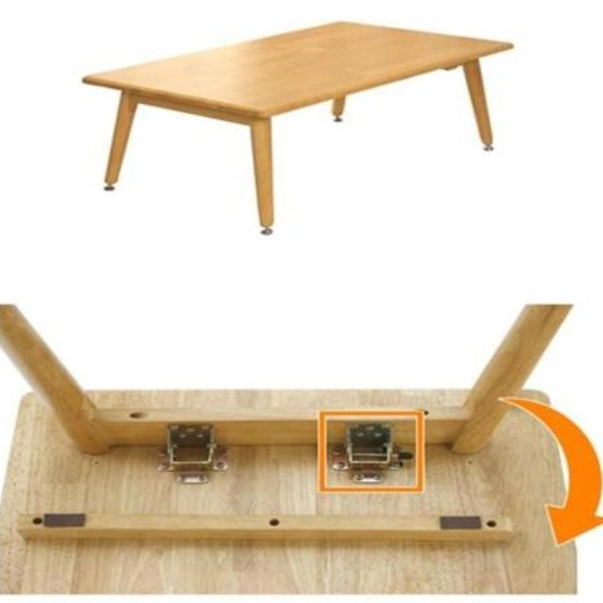 4pcs//Set Iron Locking Folding Bracket Folding Table Leg Hinges 75 x 60 x 55mm