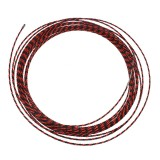 50M 6mm Spiral Cable Push Puller Fish Tape Reel Conduit Ducting Rodder Pulling Puller