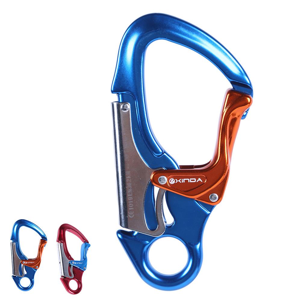 Xd Fitness Equipment: XINDA XD-Q9652 Aluminum 30KN Climbing Aerial Safety