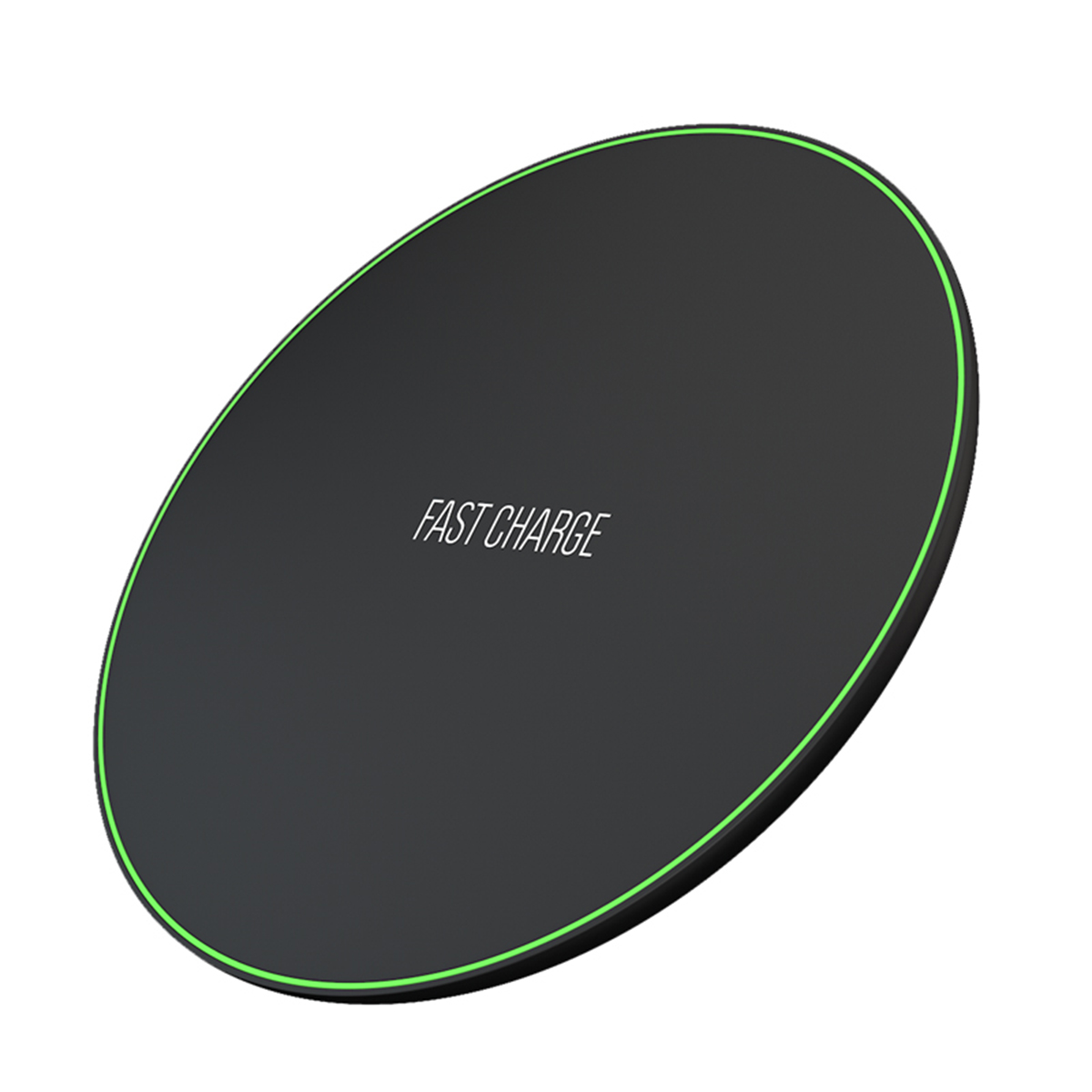 Qi Wireless Charger 10W Fast Charging Pad Dock For Samsung Note 9 for iPhone XS