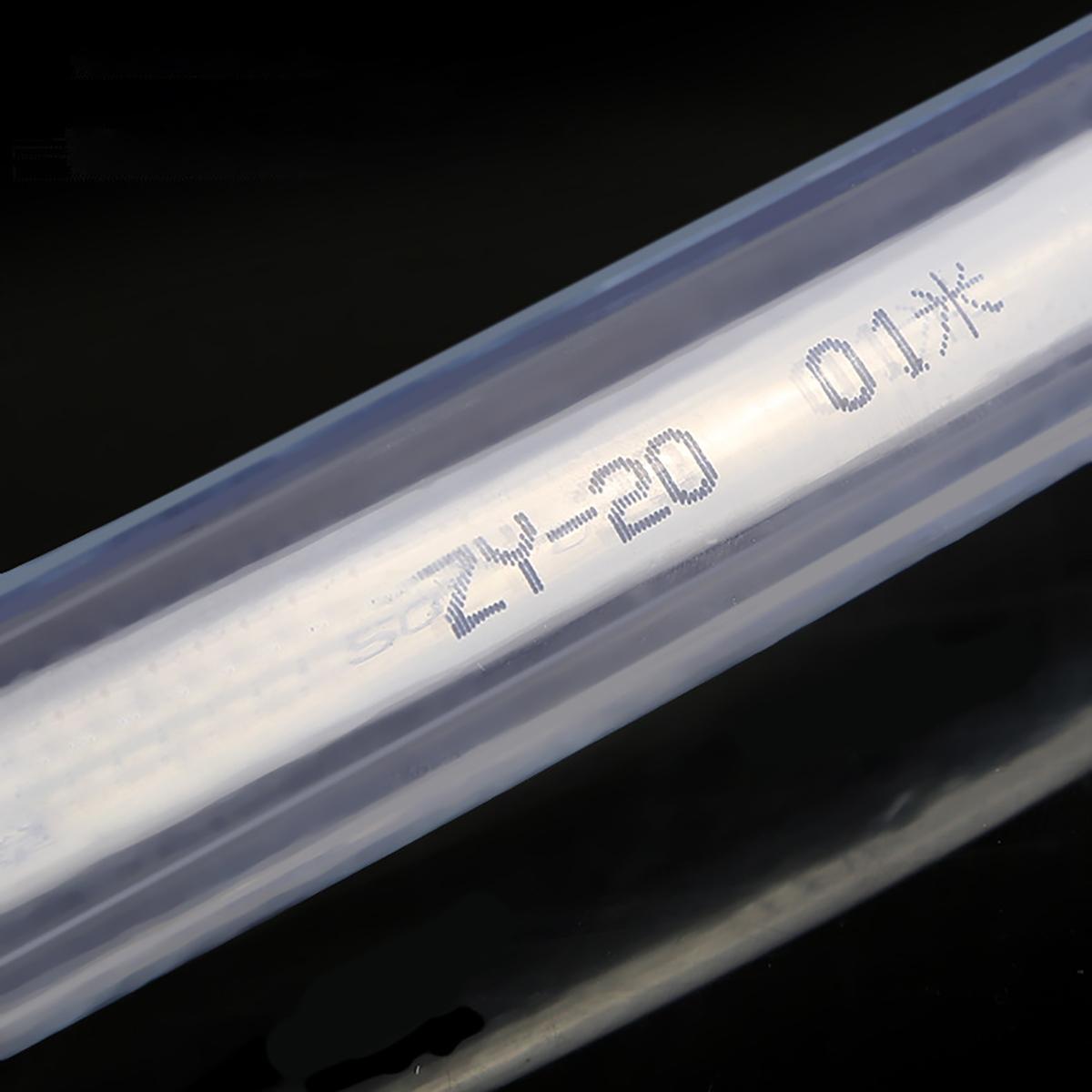 1M PVC Oxygen Soft Clear Suction Hose Air Bubble Aquarium Fish Tank Pond Pump Hose